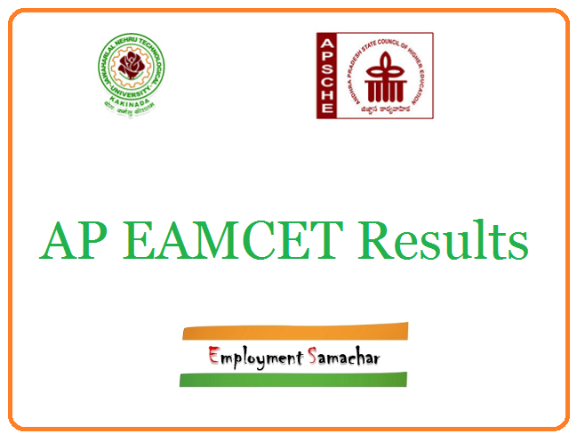 AP EAPCET Results