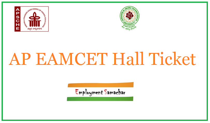 AP EAPCET Hall Ticket