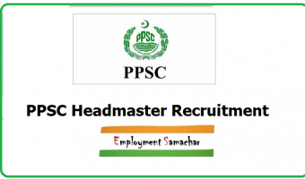 PPSC Headmaster Recruitment
