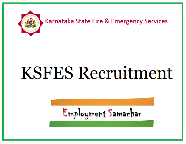 KSFES Recruitment