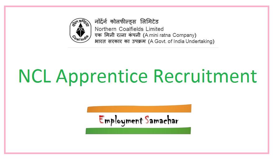 NCL Apprentice Recruitment