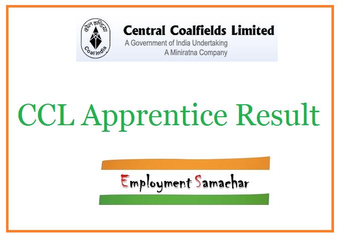 CCL Apprentice Result