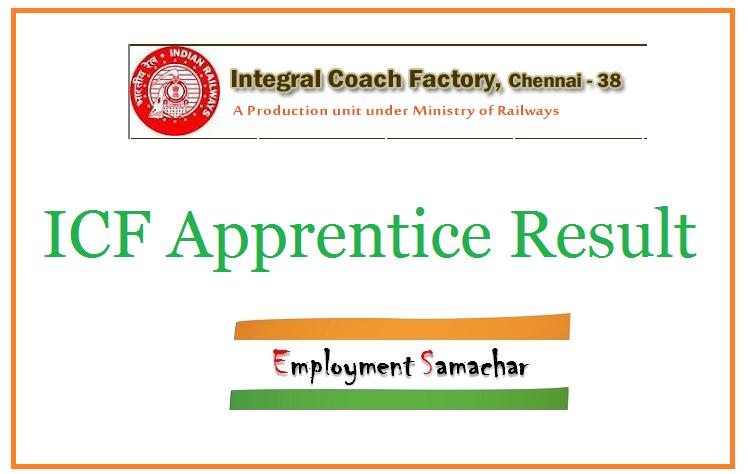ICF Apprentice Result