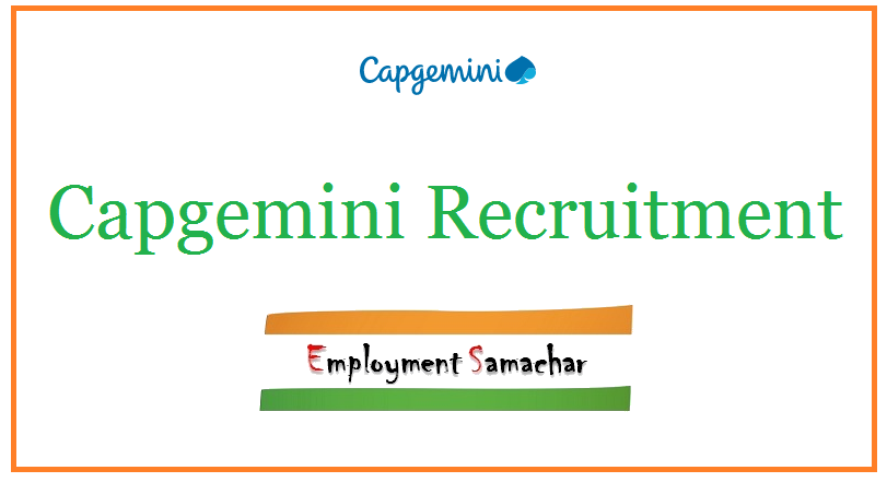 Capgemini Recruitment