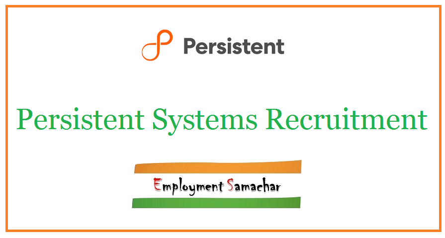 Persistent Systems Recruitment