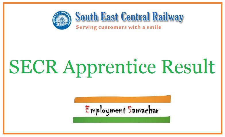 SECR Apprentice Result