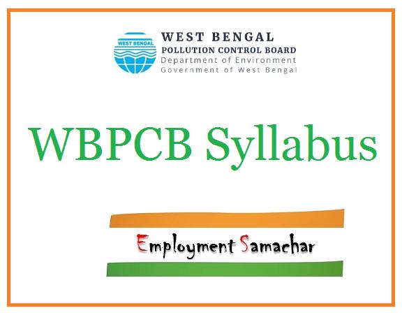 WBPCB Syllabus