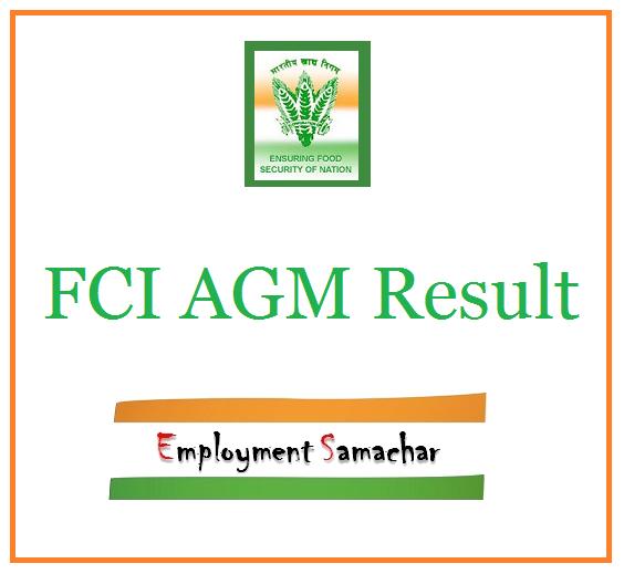 FCI AGM Result